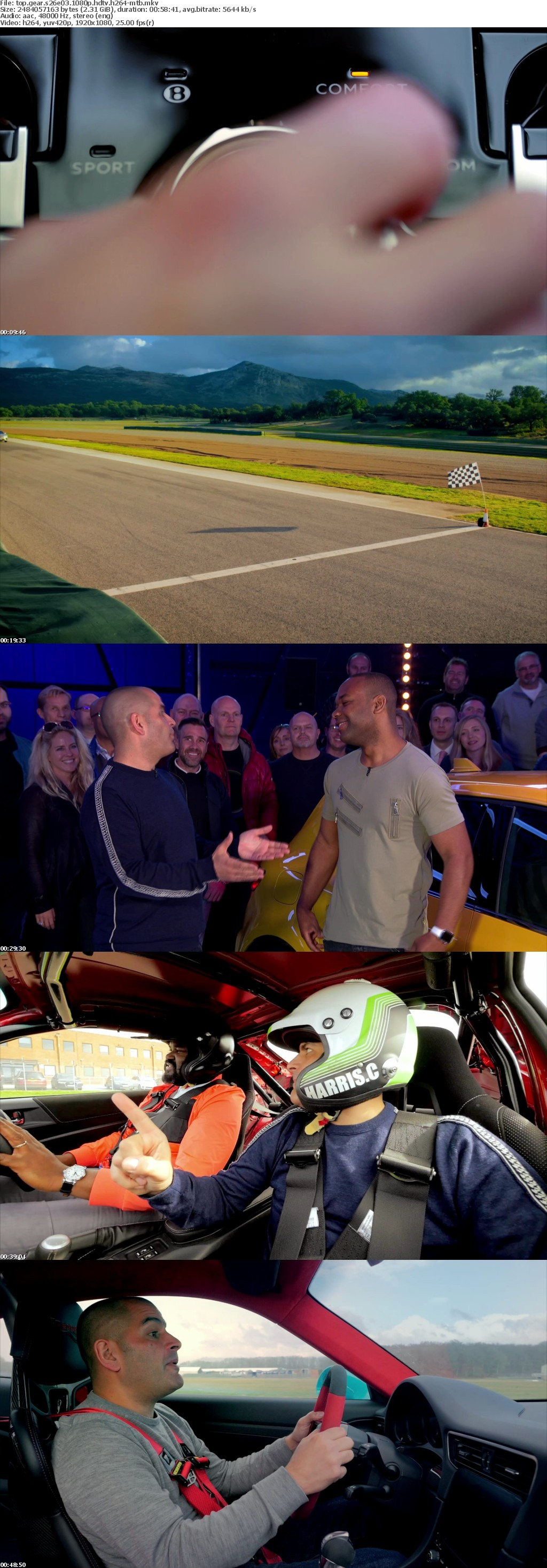 Top Gear S26E03 1080p HDTV H264-MTB