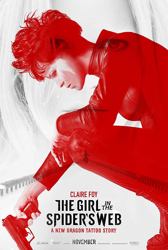 The Girl In The Spiders Web 2018 MULTi 1080p BluRay x264 DTS-THREESOME