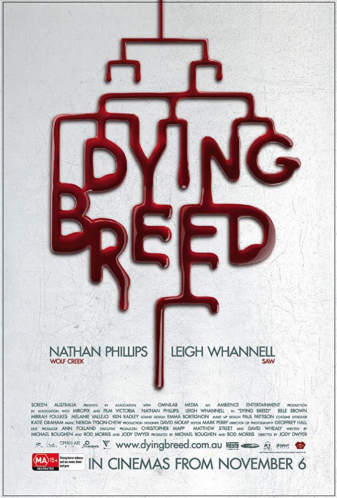 Dying Breed 2008 BRRip XviD MP3-XVID