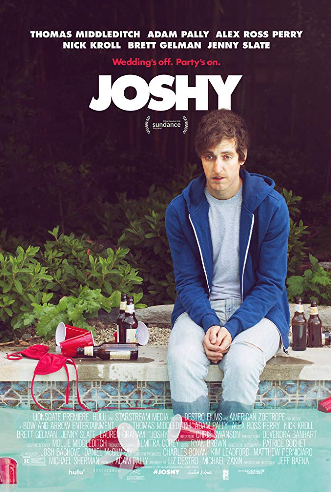 Joshy 2016 BRRip XviD MP3-XVID
