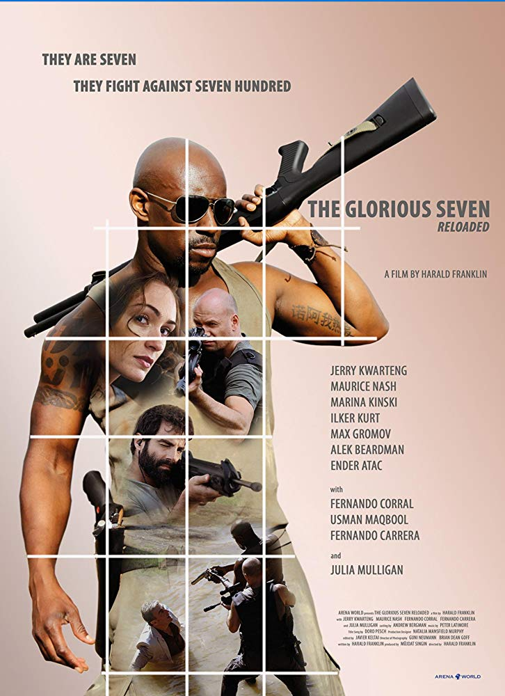The Glorious Seven 2019 1080p WEB-DL H264 AC3-EVO[TGx]