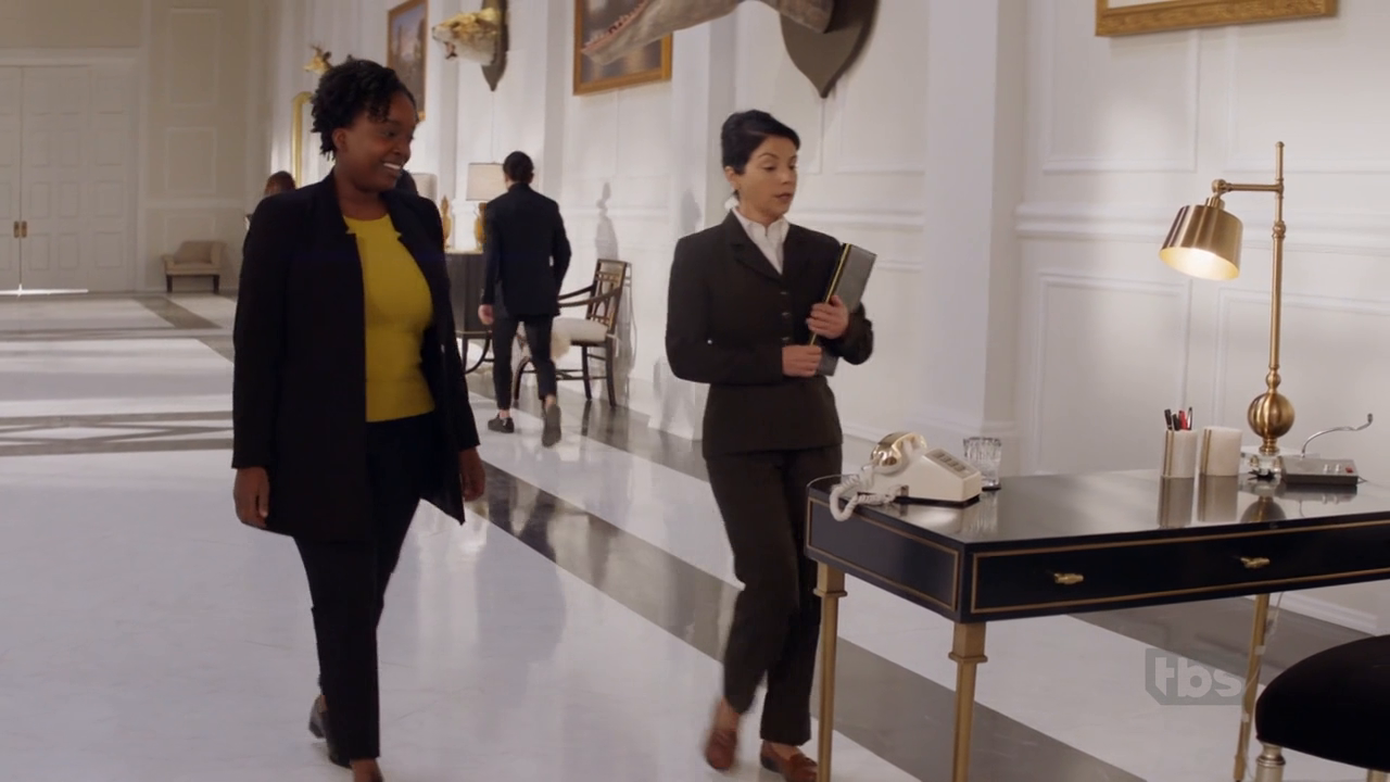 Miracle Workers 2019 S01E05 720p WEBRip x264-TBS