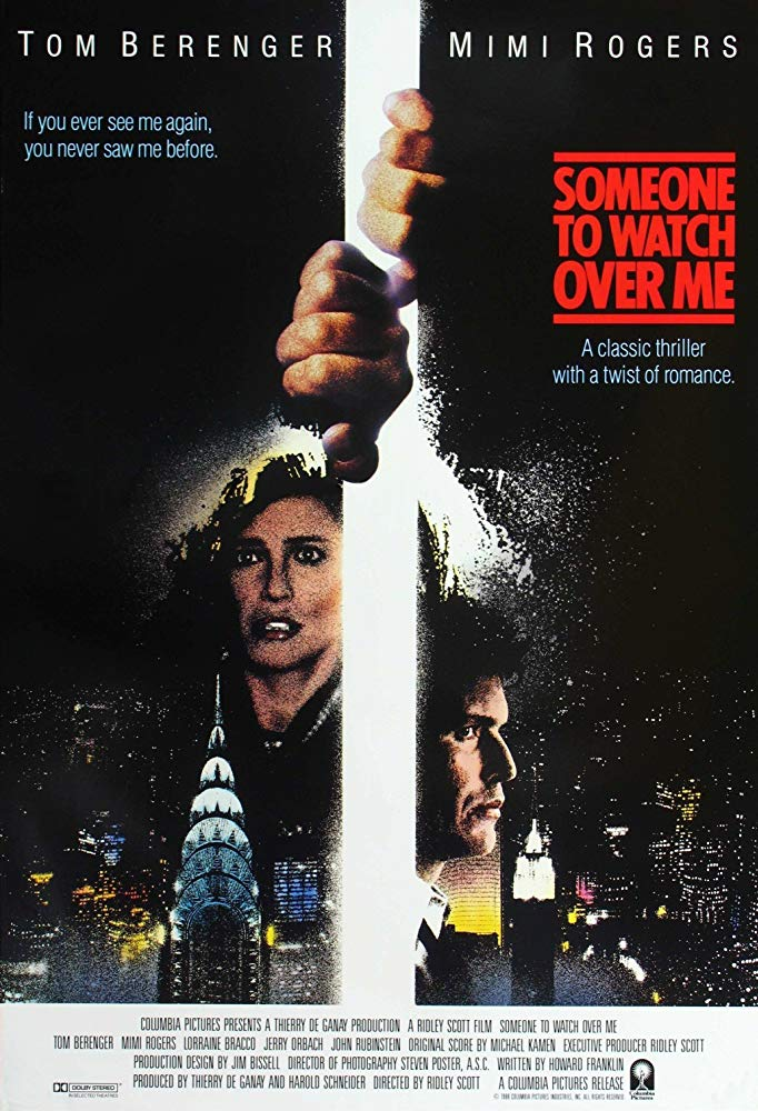 Someone to Watch Over Me 1987 1080p BluRay X264-AMIABLE