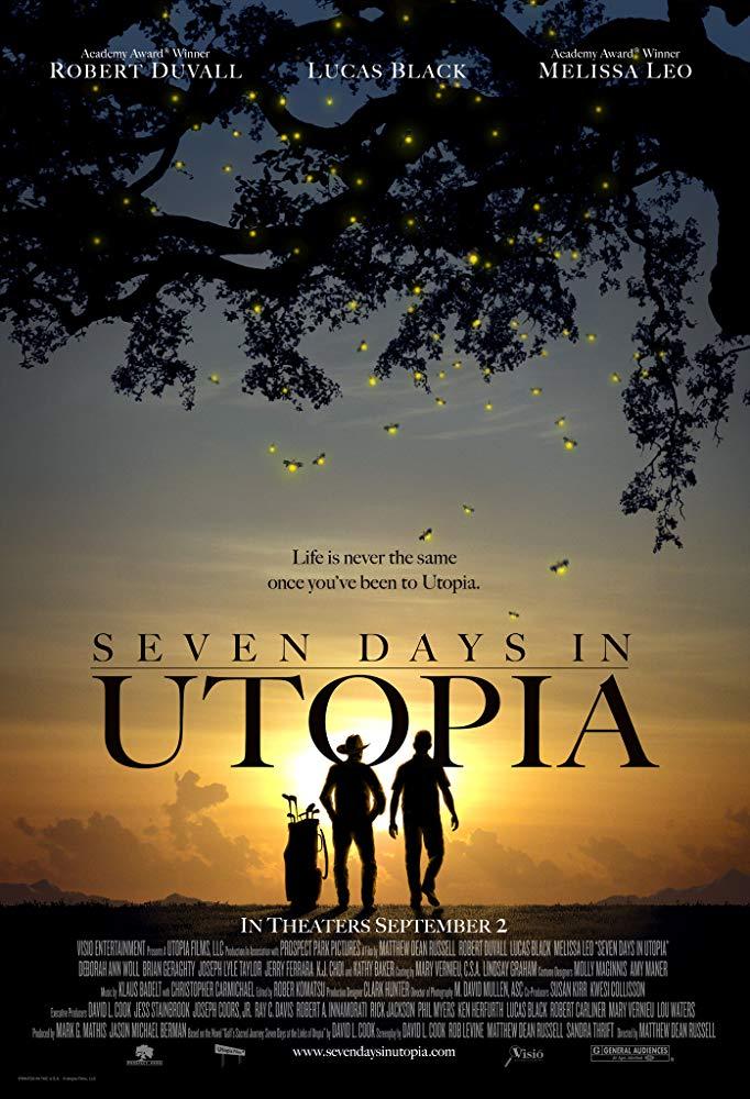 Seven Days in Utopia 2011 BRRip XviD MP3-XVID