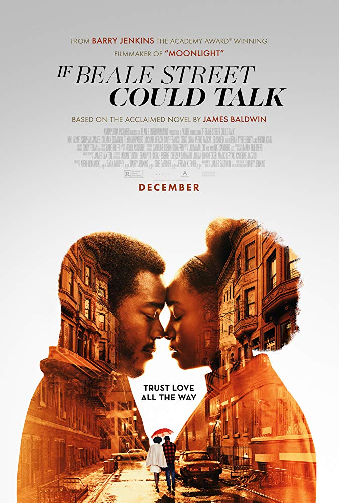 If Beale Street Could Talk 2018 BRRip XviD MP3-XVID