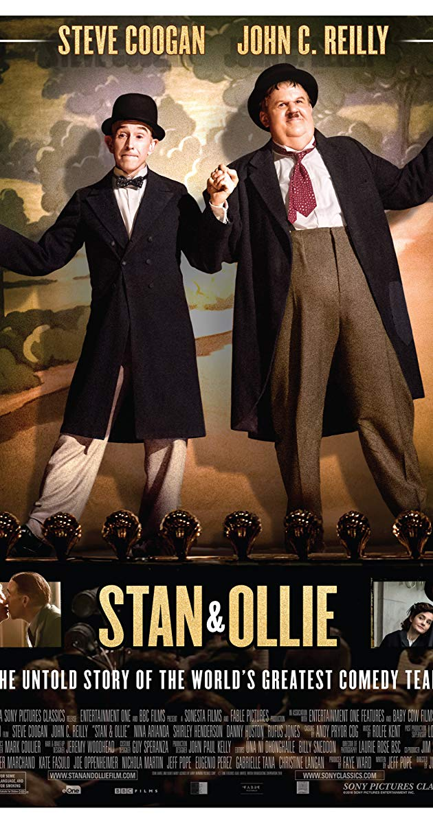 Stan and Ollie 2018 720p BluRay x264-DRONES