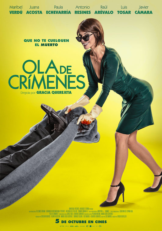Wave of Crimes 2018 SPANISH 1080p BluRay H264 AAC-VXT