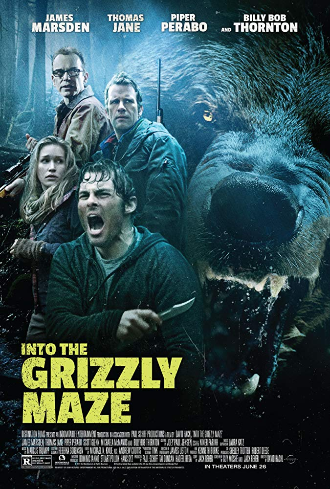 Into The Grizzly Maze 2015 BluRay 10Bit 1080p DD5 1 H265-d3g