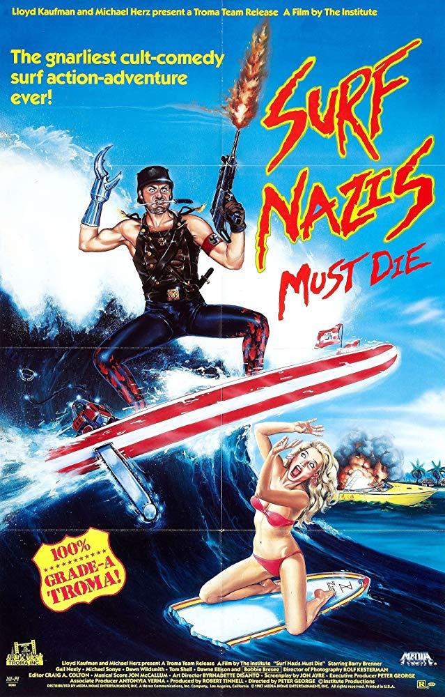 Surf Nazis Must Die 1987 720p BluRay x264-x0r