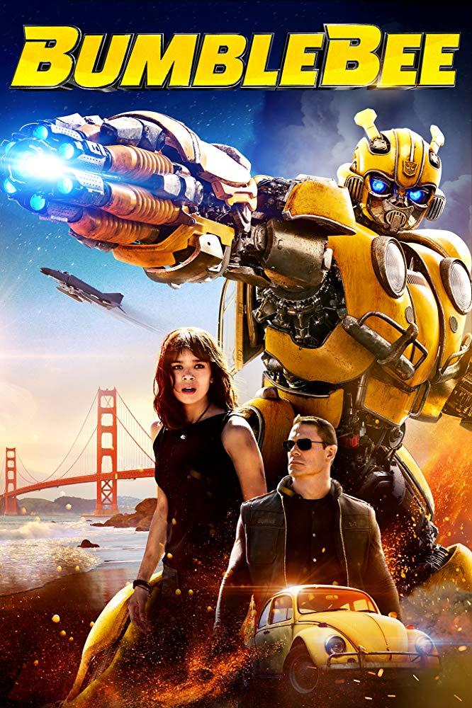 Bumblebee 2018 1080p BluRay x264 AC3-RPG
