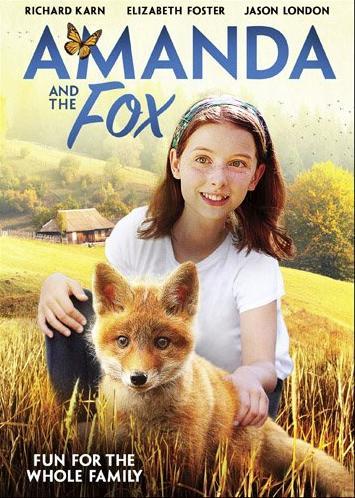Amanda and the Fox (2018) HDRip 720p x264 - SHADOW[TGx]