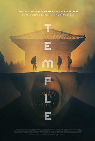 Temple (2017) 720p WEB-DL x264 Dual Audio Hindi English ESubs-DLW
