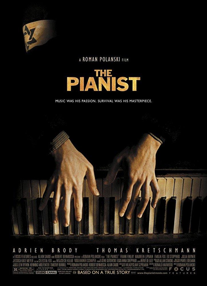 The Pianist 2002 1080p BluRay 10bit HEVC 6CH-MkvCage
