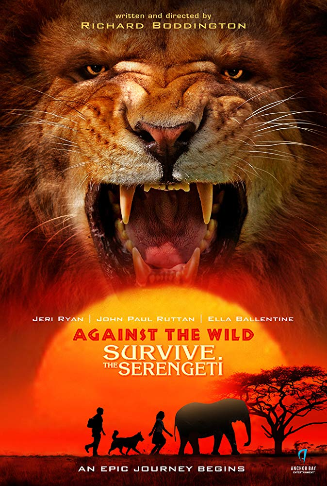 Against the Wild 2 Survive the Serengeti 2016 BRRip XviD MP3-XVID