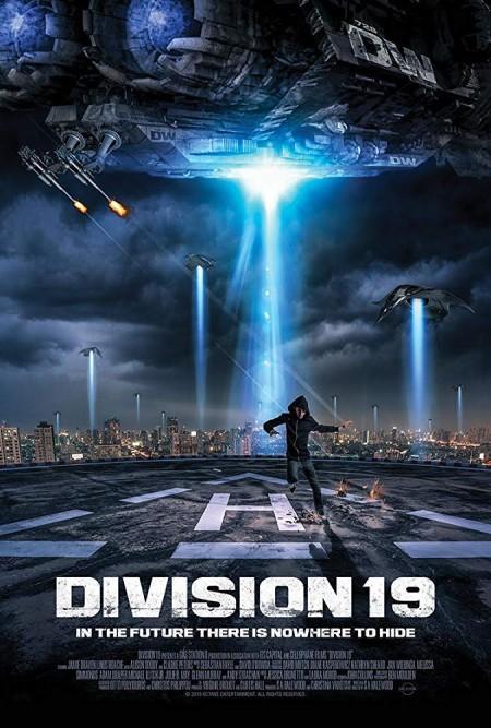 Division 19 (2017) HDRip AC3 x264-CMRG