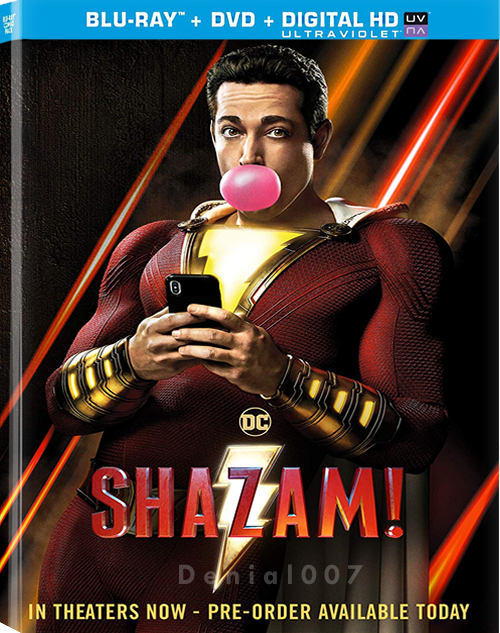 Shazam (2019) 720p HDCAM Dual Audio Eng Hindi x264-DLW