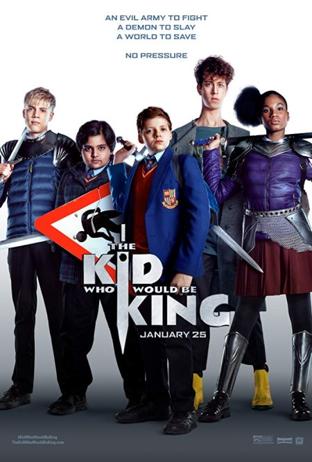 The Kid Who Would Be King 2019 BDRip x264-DRONESrarbg