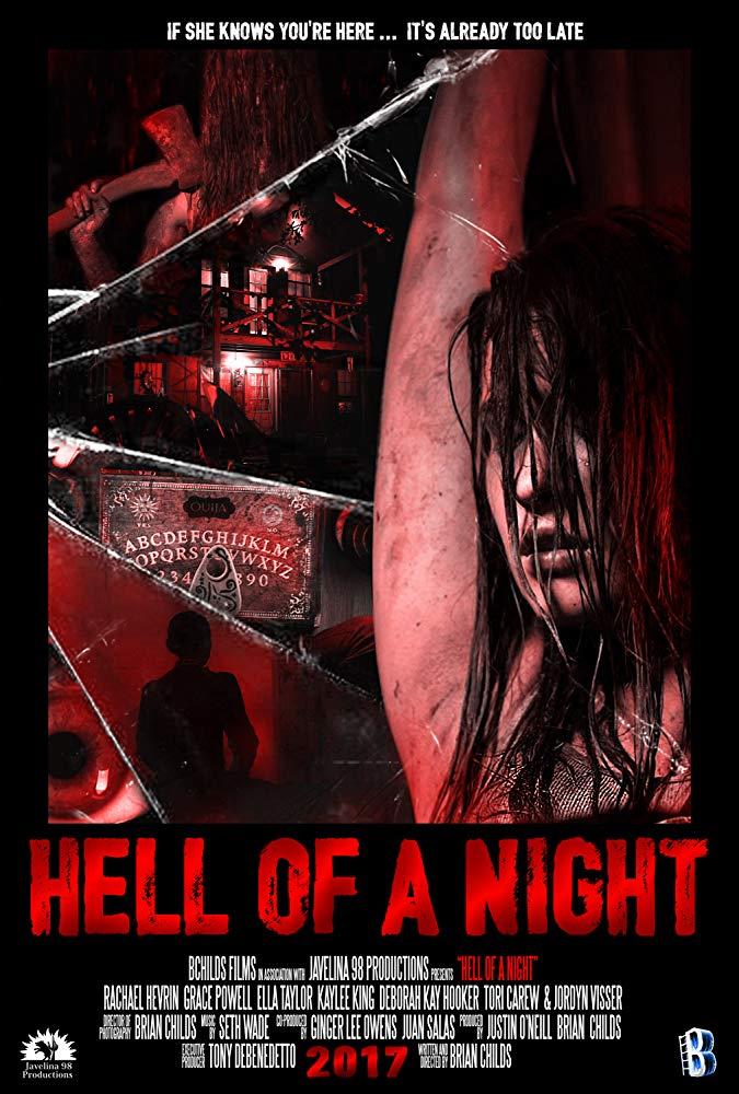 Hell Of A Night 2019 1080p WEB-DL H264 AC3-EVO