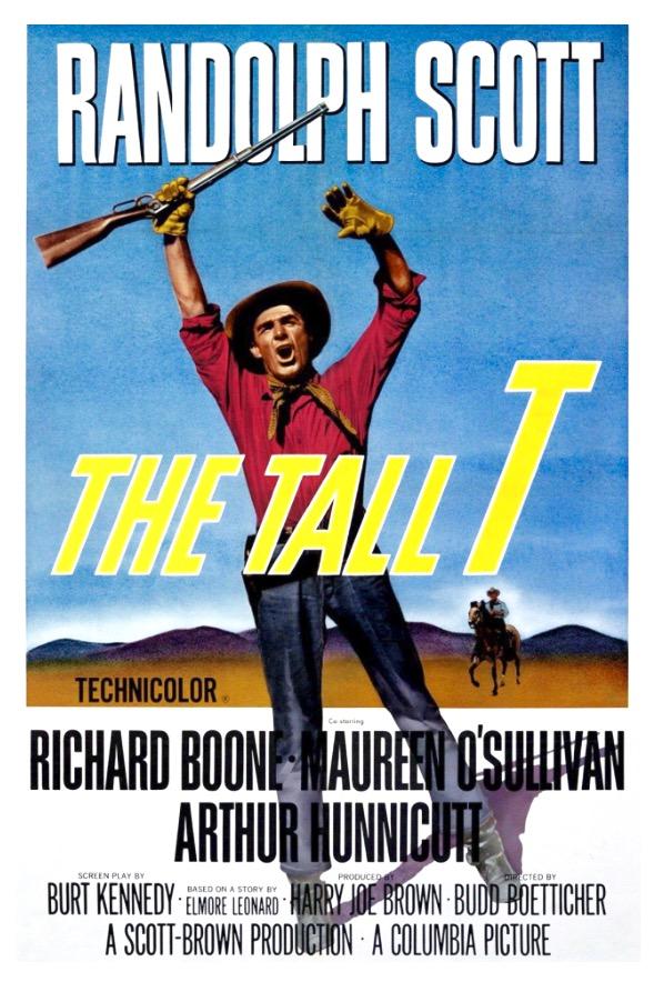 The Tall T 1957 720p BluRay x264-x0r