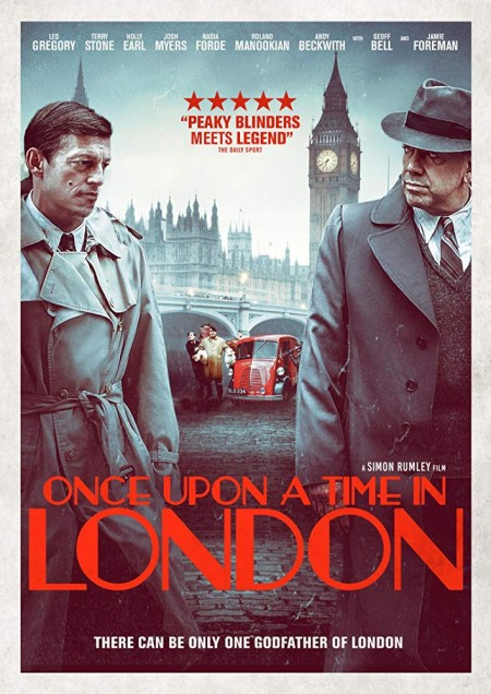 Once Upon a Time in London (2019) HDRip AC3 x264-CMRG
