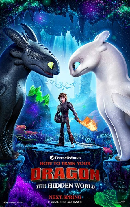 How to Train Your Dragon The Hidden World (2019) 720p HQ-TS x264 MW