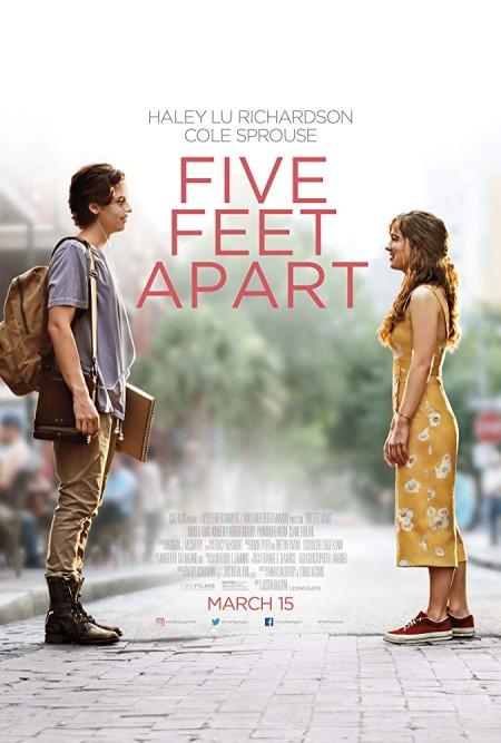 Five Feet Apart 2019 HDCAM x264 AC3-ETRG