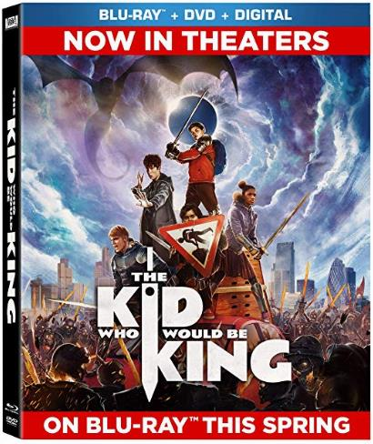 The Kid Who Would Be King (2019) BDRip XviD AC3-EVO