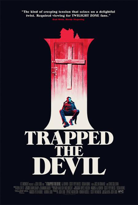 I Trapped The Devil (2019) 720p WEBRip 800MB x264-GalaxyRG