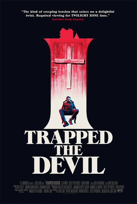 I Trapped The Devil (2019) HDRip XviD AC3 WoW