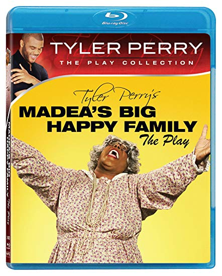 Madeas Big Happy Family The Play (2010) BRRip XviD MP3  XVID