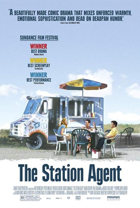 The Station Agent (2003) (1080p WEB-DL x265 10bit AAC 5 1 afm72) QxR