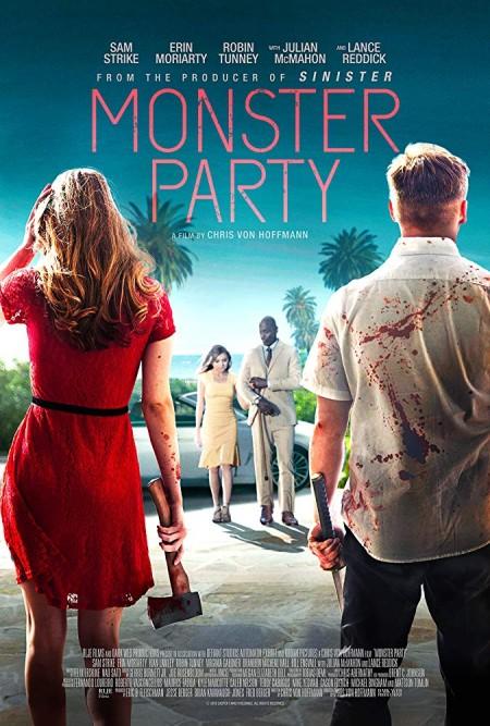 Monster Party 2018 BDRip XviD AC3-EVO