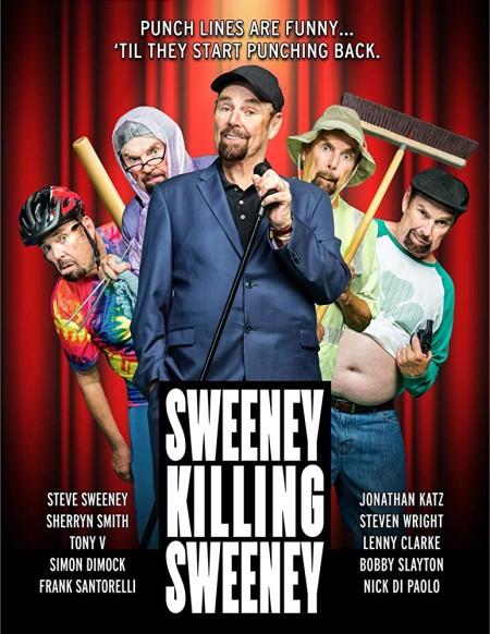 Sweeney Killing Sweeney 2018 HDRip XviD AC3-EVO