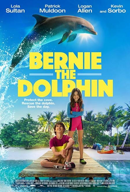 Bernie The Dolphin (2018) BRRip XviD AC3-EVO