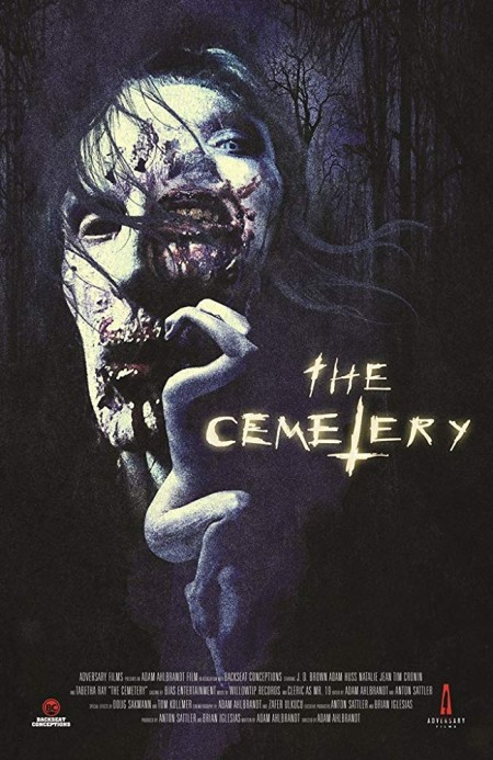 The Cemetery (2013) BRRip XviD MP3-XVID