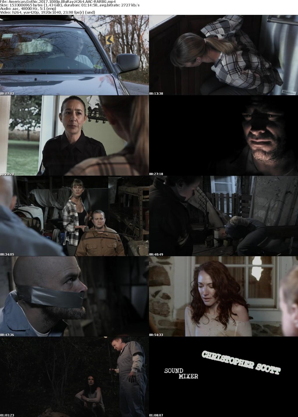 American Gothic (2017) 1080p BluRay H264 AAC-RARBG