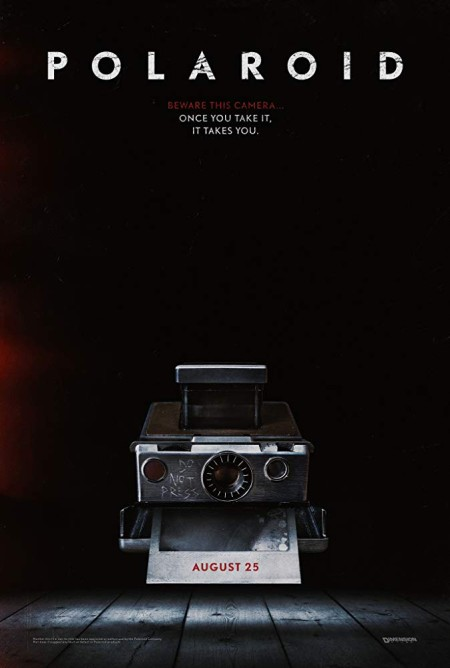 Polaroid (2019) 720p WEB  DL H264 AC3  EVO