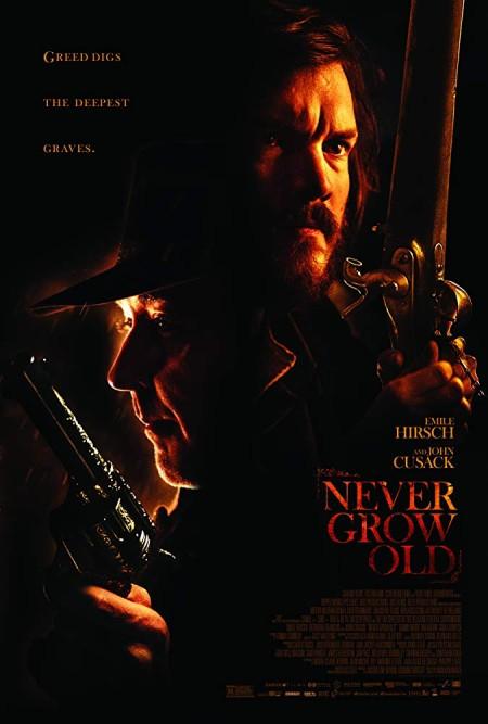Never Grow Old (2019) 1080p BluRay 1400MB DD5.1 x264-GalaxyRG