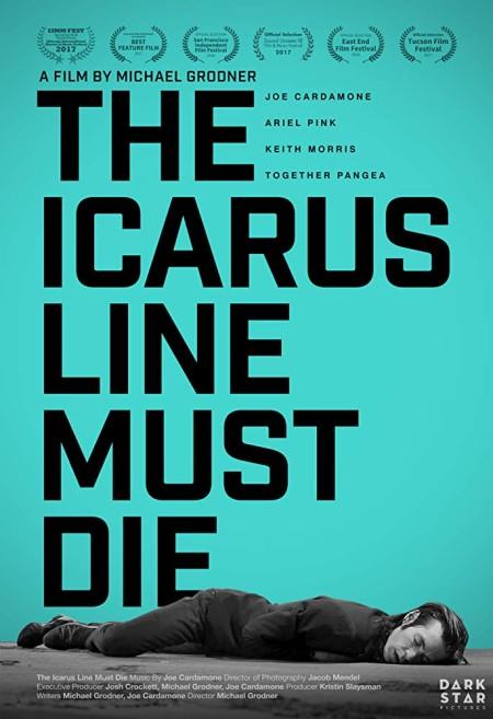 The Icarus Line Must Die (2017) 1080p WEBRip x264  RARBG