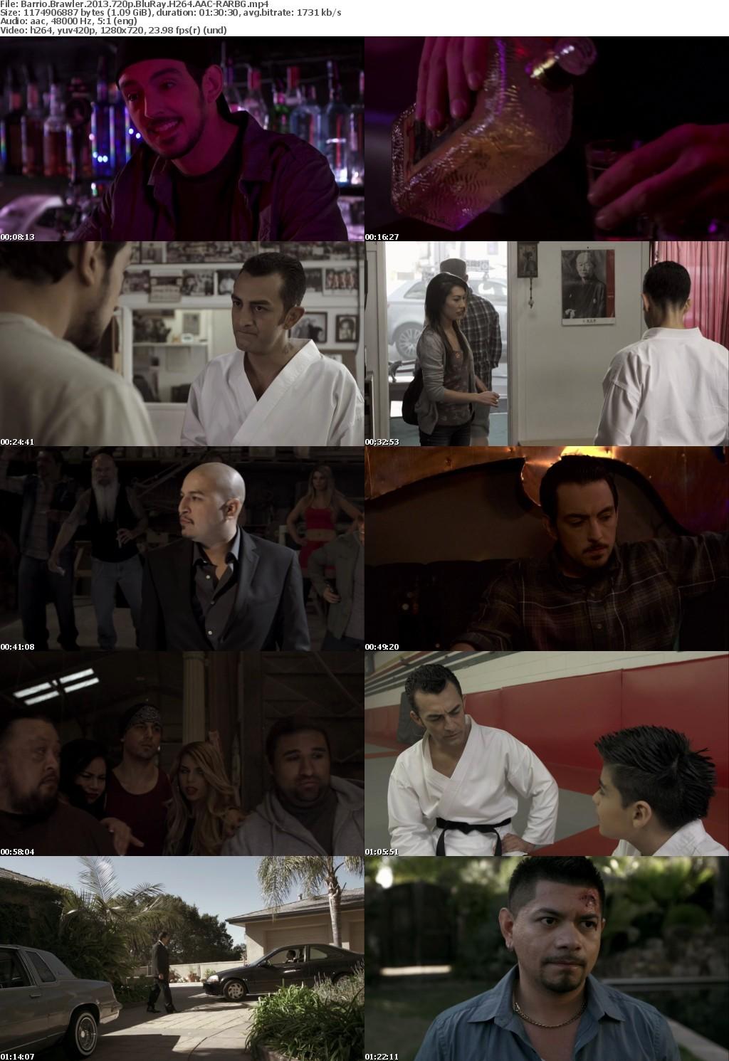 Barrio Brawler (2013) 720p BluRay H264 AAC-RARBG