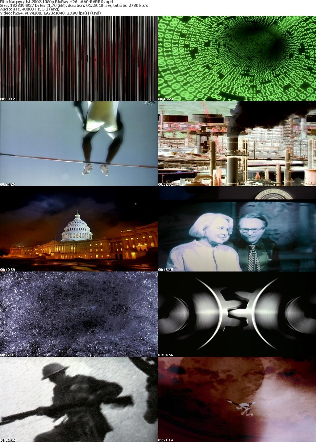 Naqoyqatsi (2002) 1080p BluRay H264 AAC-RARBG