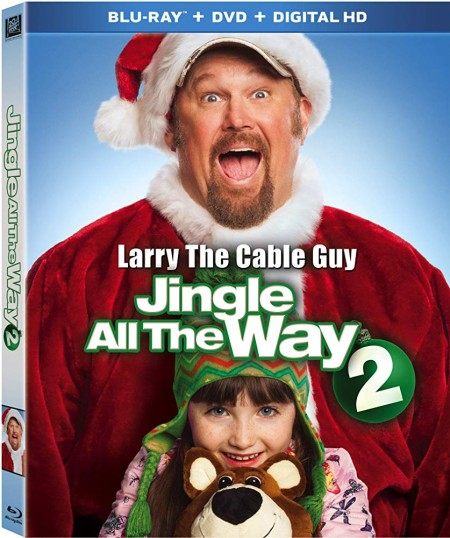 Jingle All the Way 2 2014 BRRip XviD MP3-XVID