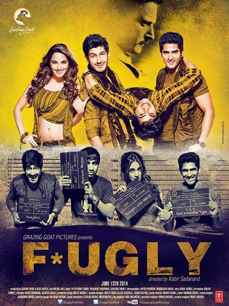 Fugly (2014) 1080p BluRay H264 AAC-RARBG