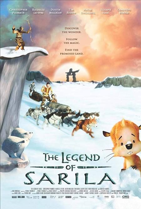 The Legend Of Sarila (2013) 1080p BluRay H264 AAC  RARBG