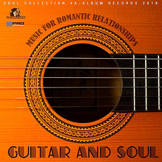 VA - Guitar And Soul (2019)