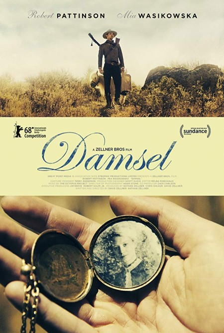 Damsel 2018 BRRip XviD AC3-EVO