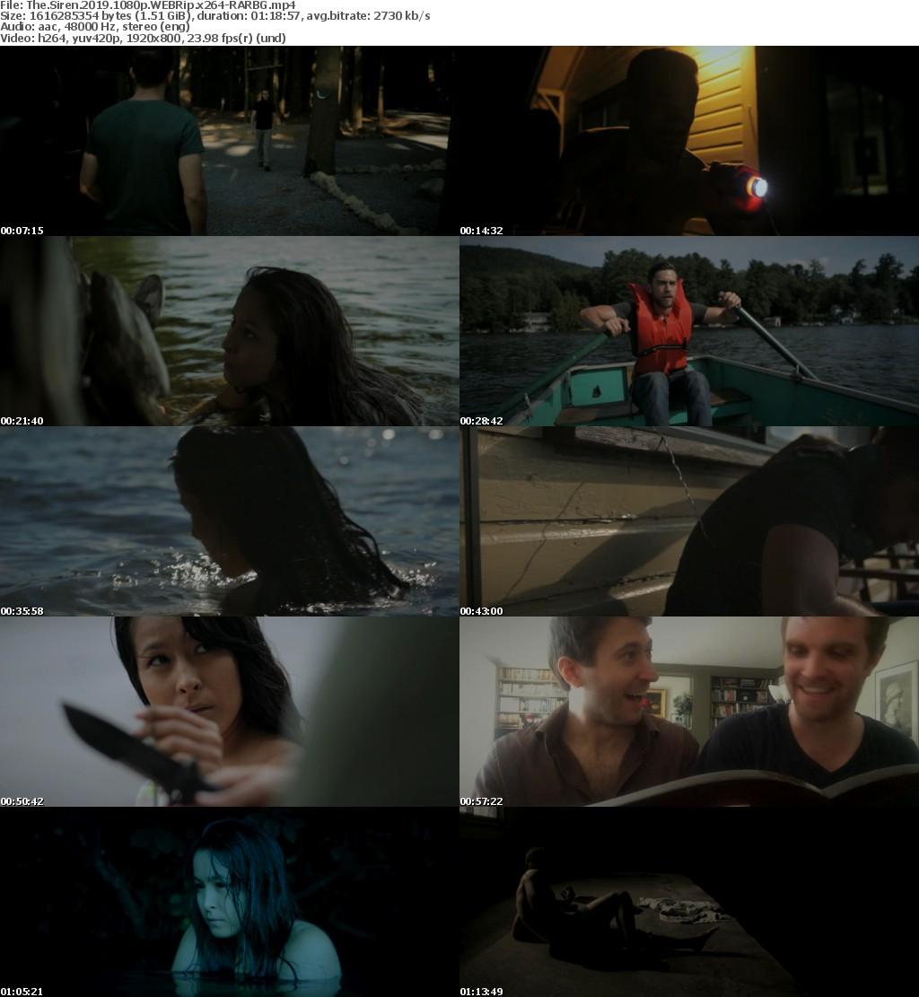 The Siren (2019) 1080p WEBRip x264-RARBG