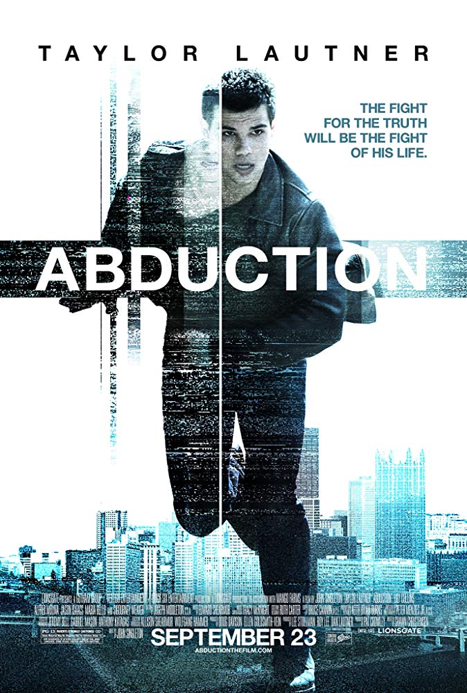 Abduction 2011 1080p BluRay x264-SPARKS