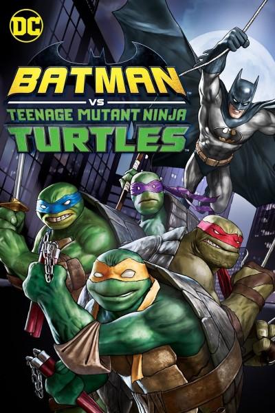 Batman vs Teenage Mutant Ninja Turtles 2019 720p WEB-DL x264 750MB ESubs - MkvHub