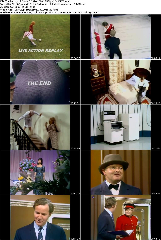The Benny Hill Show 5 (1970) 1080p BRRip x264-DLW